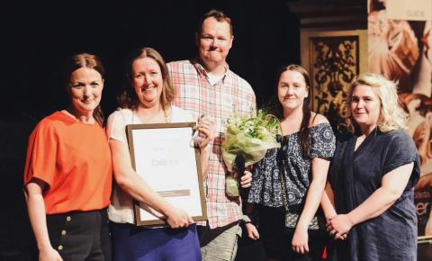 Annas Hembageri är Årets hållbara café