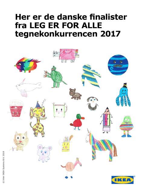 IKEA Danmarks finalister