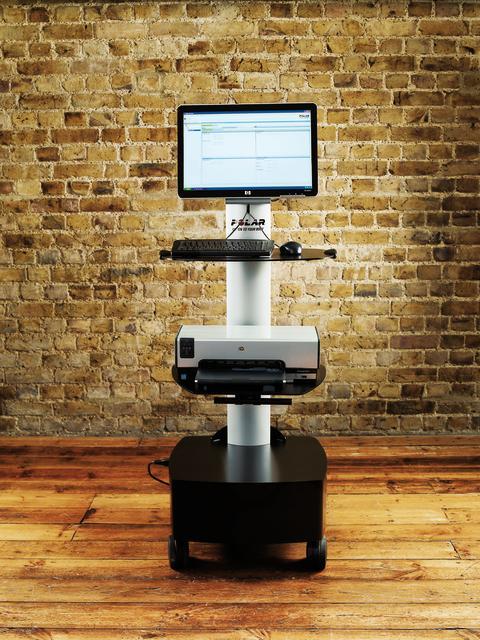 Produktbilder - Polar BodyAge, testsystem för bedömning av kroppens fysiska ålder