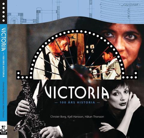 Ny bok om Victoriateatern som firar 100 år