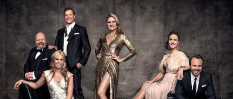 Och de utsågs till de bästa svenska tv-produktionerna - Kristallen