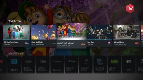 Magine TV veröffentlicht App für Android TV