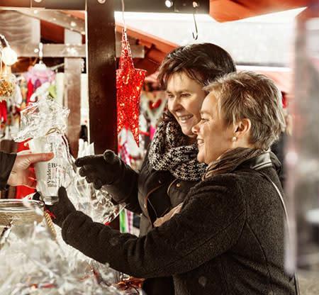 Gammeldags julmarknad den 12 och 13 december
