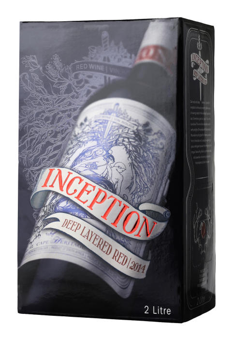 Inception Deep Layered Red 2014