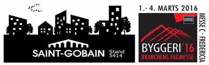 Saint-Gobain Abrasives deltager på Byggeri '16, Stand 5414
