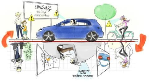Med nytt system blir AI-fordon ännu smartare