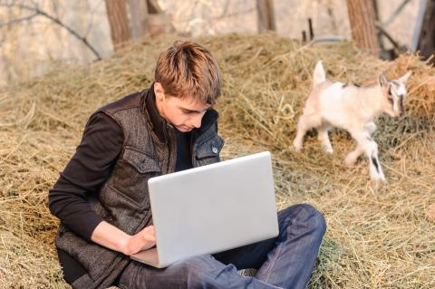 Research on rural broadband goes global