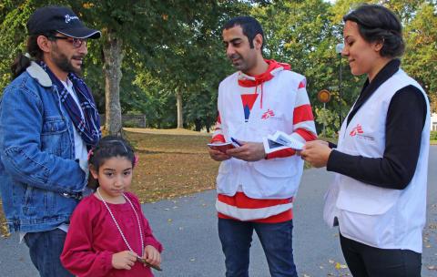 Läkare Utan Gränser avslutar insats för asylsökande i Skaraborg