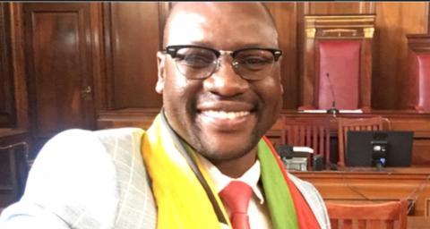 Zimbabwe - människorättsförsvarare friad