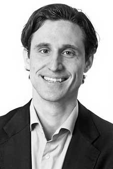 Oscar Berglund, CEO Trustly