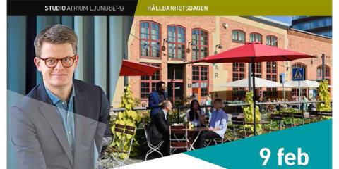 Studio Atrium Ljungberg - Hållbarhetsdagen 2017