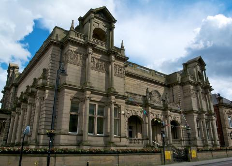Celebrating Local History Month with Bury Library Service