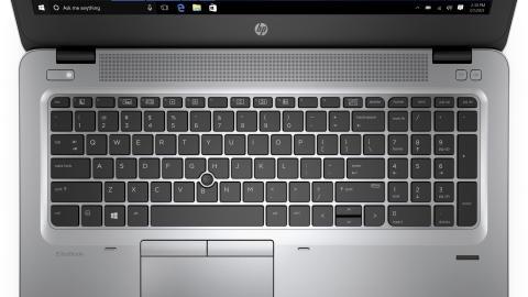 EliteBook 850 G3 keyboard