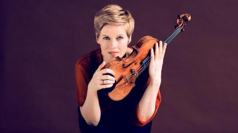 Isabelle Faust - presssbild