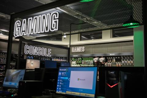 ​Elkjøp tar gaming to the next level