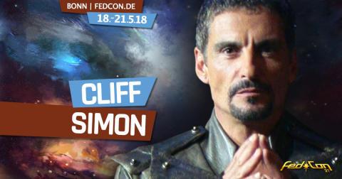 FedCon 2018: Stargate-Schauspieler Cliff Simon bringt mit Ba'al die Goa'uld nach Bonn