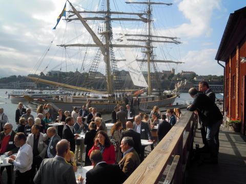 Seminarium om Östersjöns framtid med Initiativet Hållbara Hav - 2