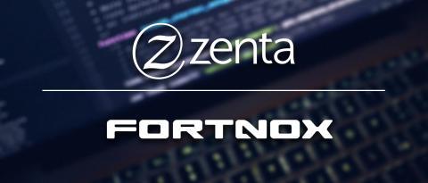 Zenta är nu integrationspartner för Fortnox