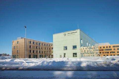 LHL-sykehuset Gardermoen