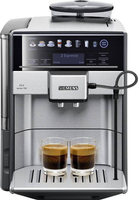 Espressomaskin Siemens EQ6 ( TE607203RW)