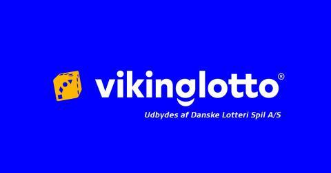 1. dansker vinder 2. præmien i 3. trækning af det ny VikingLotto