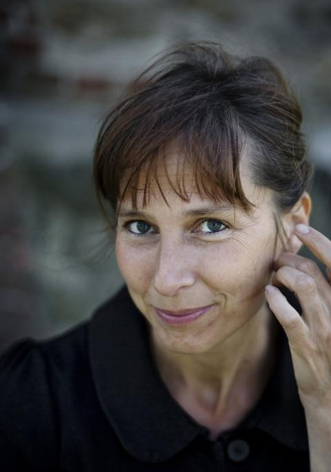 Ida Magntorn från Lund tar emot priset Sveriges Second Hand Profil