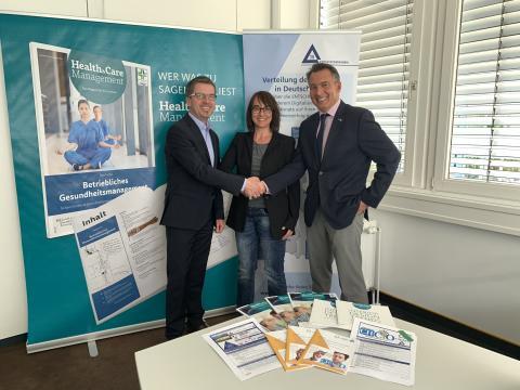 """ENTSCHEIDERFABRIK und """"Health&Care Management """" verkünden Partnerschaft"""