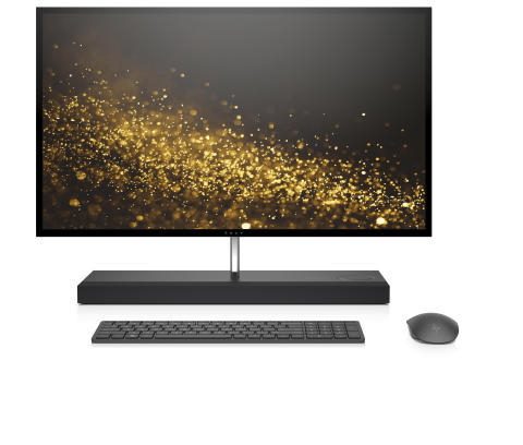 HP ENVY AiO 27_Front
