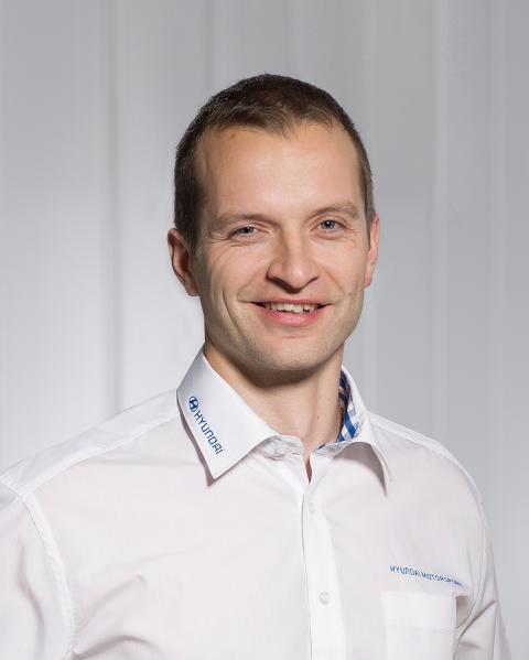 Juno Hänninen (FIN) får WRC-sete hos Hyundai