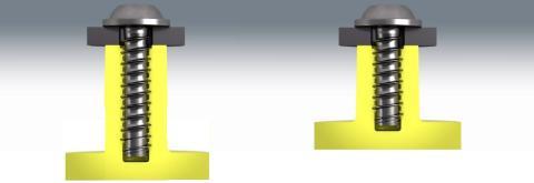 EJOT EVO PT® - Revolutionerande nyhet inom montering i termoplast