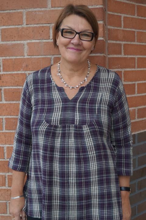 Berit Robrandt Ahlberg – ny ordförande