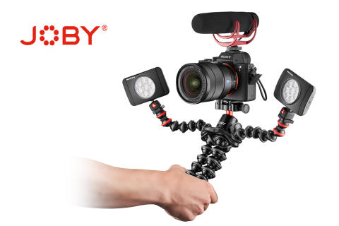 Joby Gorillapod 3K Pro _WEB