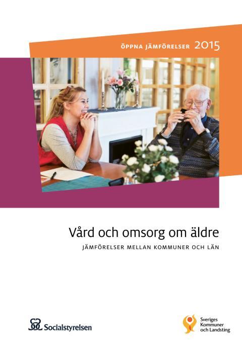 Öppna jämförelser – Vård och omsorg om äldre 2015