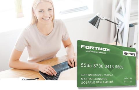 Fortnox lanserar smartare inköp för Sveriges småföretagare
