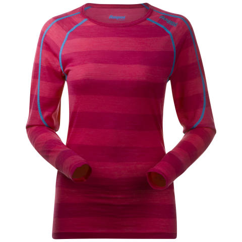 Soleie Lady Shirt - Hot Pink
