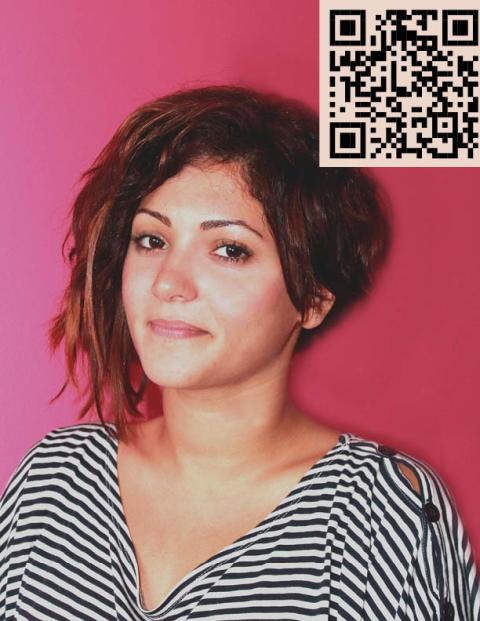 Sara Gaziani är kommunikationassistent på Havskampen och drömmer om ett jobb på SCP med fokus på sociala medier
