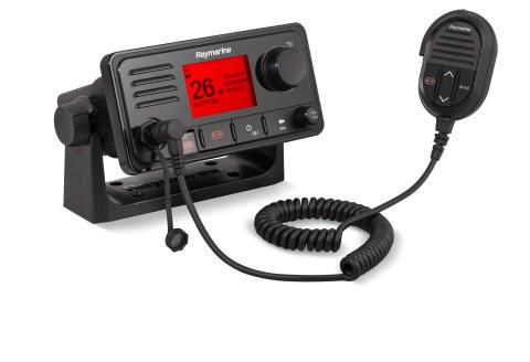 High res image - Raymarine - Ray 63-73 VHF Radio
