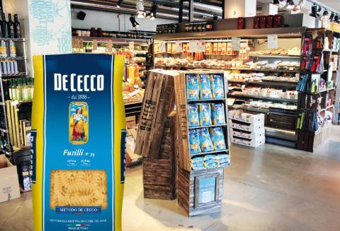 De Cecco utökar samarbetet med Gourmet Food