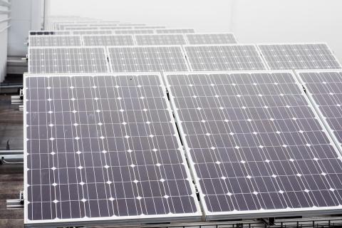 Tävling: Dags att ge solcellsparken i Säve ett namn