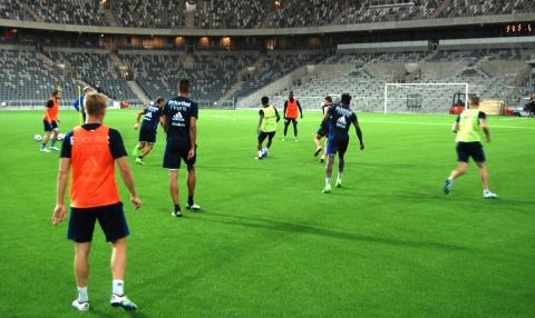 Konstgräs fotboll 2