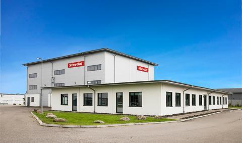 Invigning av Stavdal Helsingborg