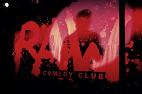 Säsongspremiär för RAW comedy club 18-20 september