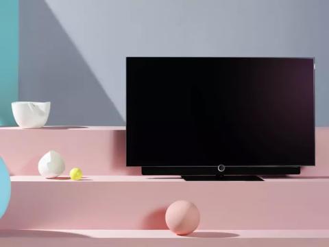 Nyhet! Loewe bild 4 OLED TV