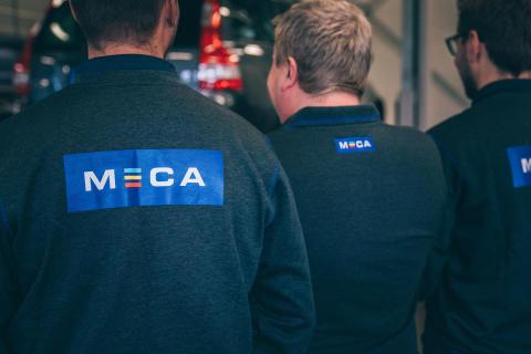MECA erbjuder bilägaren hämta & lämna service på många av sina verkstäder.