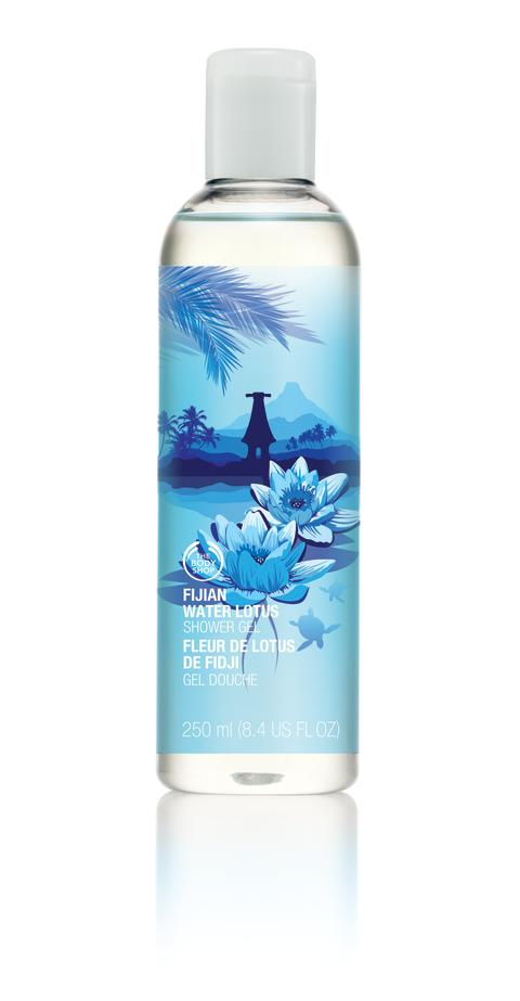 Fijian Water Lotus Shower Gel