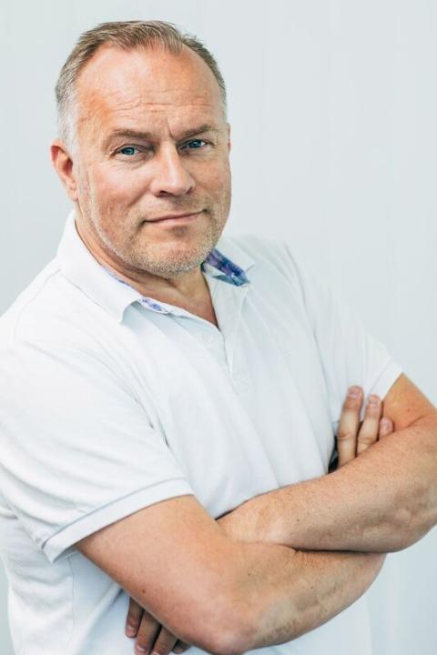 Magnus Andersson, VD på Alnova