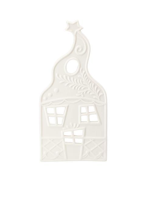 HR_Little_Christmastown_Front 6 white_Tea light house