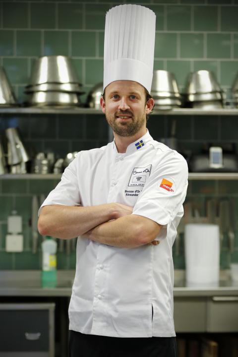 Alexander Sjögren ny jurymedlem i Nyskaparstipendiet