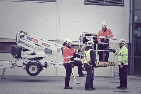 Cramo Koulusta turvallisuutta ja tuottavuutta