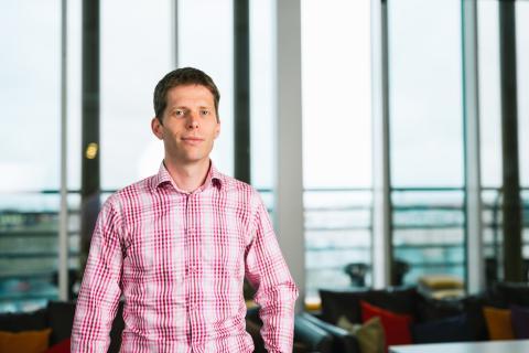CDO eli Chief Digital Officer ei ole startup-futuristi | SAP Innovation Forum 2017
